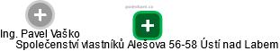 Pavel Vaško - Obrázek vztahů v obchodním rejstříku