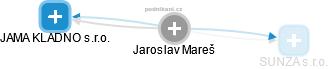 Jaroslav Mareš - Obrázek vztahů v obchodním rejstříku