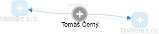 Tomáš Černý - Obrázek vztahů v obchodním rejstříku