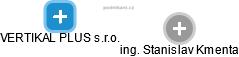 VERTIKAL PLUS s.r.o. - náhled vizuálního zobrazení vztahů obchodního rejstříku